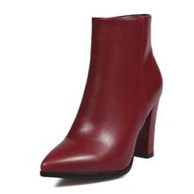 KARINLUNA trang sức giọt Size Lớn 32-43 Mắt Cá Chân Giày Người Phụ Nữ Giày chỉ Giày cao gót thanh lịch nữ công sở nữ giày nữ giày 2019(China)
