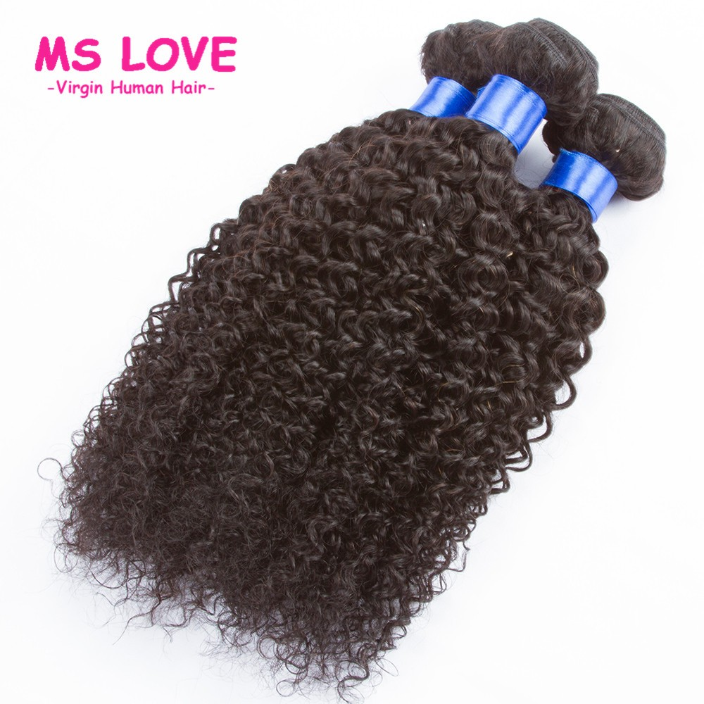 Rosa Hair Products 1pc Brazilian Kinky Curly Hair 8a Grade Virgin Unprocessed Human Hair Brazillian Afro Kinky Curly Hair Bulk