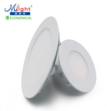Led Panel Light AC85-265V 3W 6W 9W 12W 15W 18W 24W Round Square Ultra Thin Ceiling Light With Controller(China (Mainland))