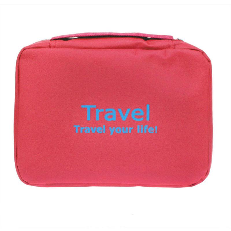 BXT Bolsa 2015 Male Ladies Cosmetic Bag 21*16*8cm High Quality Maleta De Maquiagem Hanging Handbag Travel Bags Men Women Bag J27(China (Mainland))