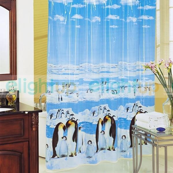 Cortinas De Baño Impermeables: cortina de baño impermeable HI06 en Cortinas de Ducha de Casa y