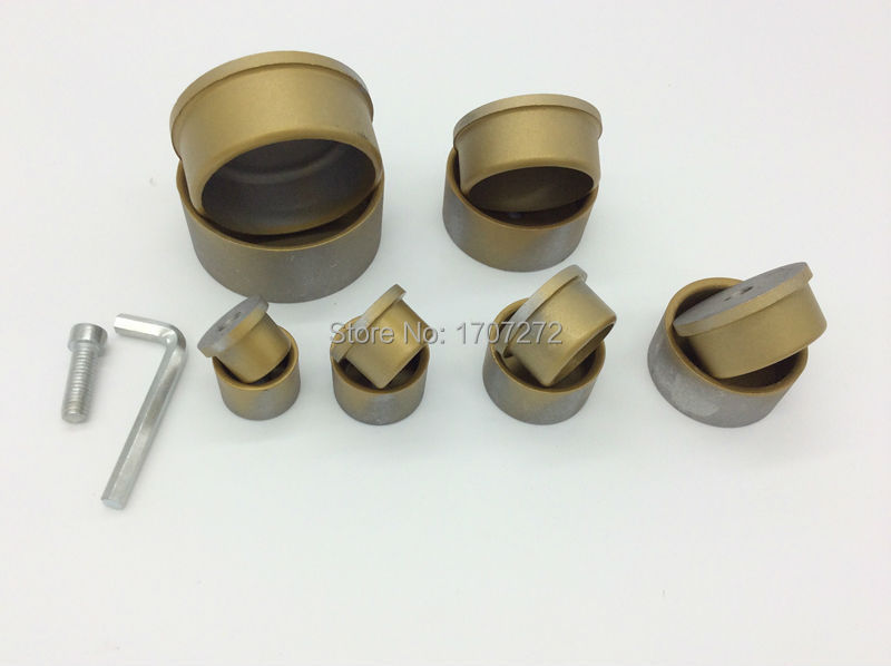 Welding parts die head 25mm welding mold ppr pe pb for Pb water pipe