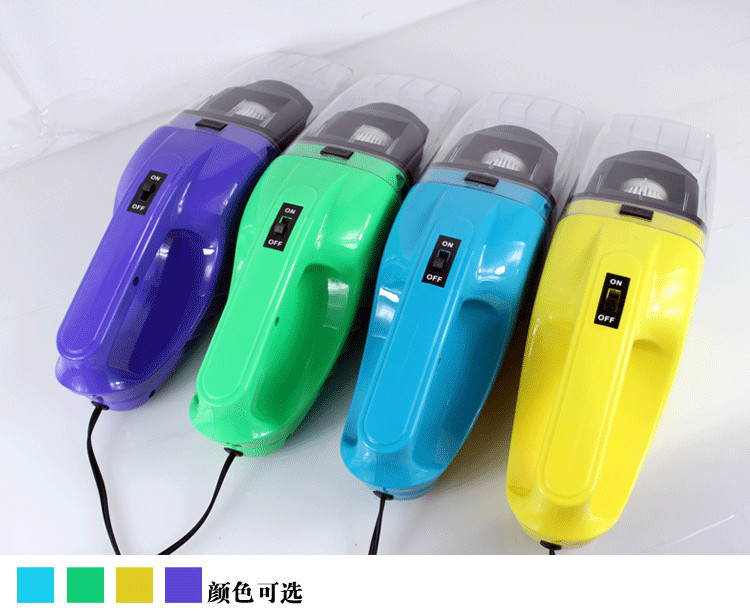 2016 Newest yellow/green/purple/blue 12V 75W Car Vacuum Cleaner Wet And Dry Dual-use Super Suction Vacuum Cleane free shipping(China (Mainland))