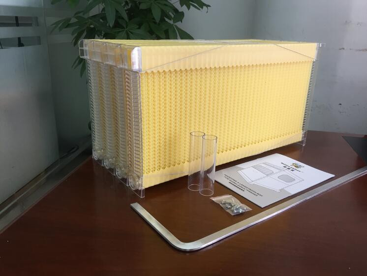 To Brazil Honey flow hive 7 pcs flow hive frames EMS shipping