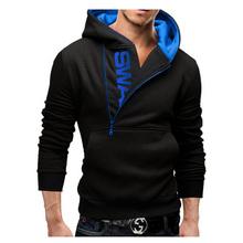 2016 famous brand Slim Fit fanshion mens hoodies,long sleeve sport Pullover hoodies men's clothes hip hop men hooded sweatshirt