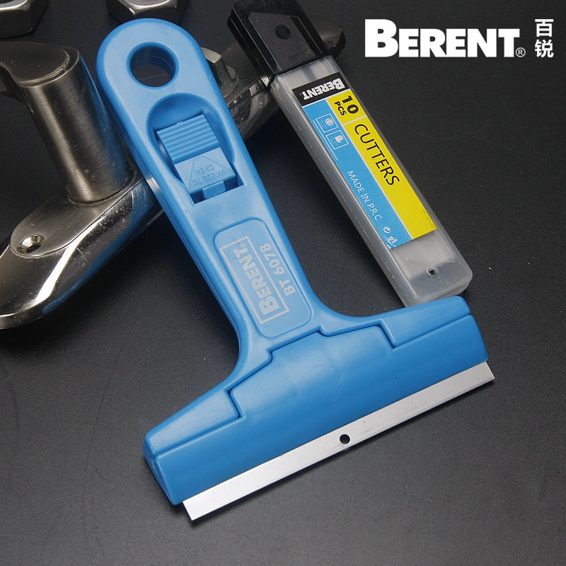 BEREBT clean knife scraping dirty knife marble walls portable multi-purpose floor cleaning tool blade knife decontamination(China (Mainland))