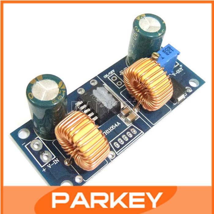100pcs DC-DC Voltage Converter 4.5-32V to 1.25-32V Solar Power panels Voltage Regulator Auto Boost Buck Power Adapter #200472<br><br>Aliexpress