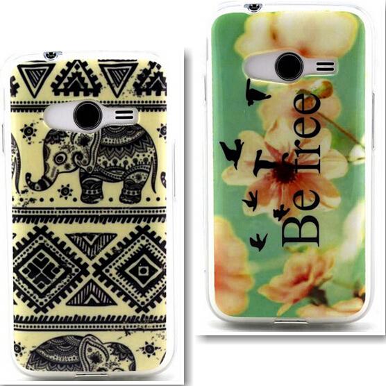 Luxury TPU Case Soft Cover Samsung Galaxy Ace 4 NXT G313H Fashion Printing Cases Back - Shen Zhen Kingma Electronic Co., Ltd store