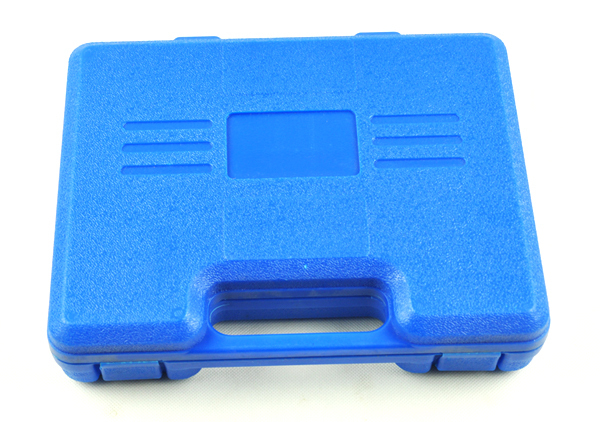 SLH-2 Empty plastic tool box for storing hand crimping tools and replaceable crimpping dies crimping tool kit