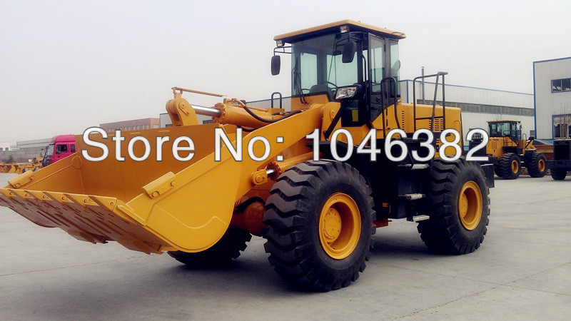 Chinese Good Wheel Loader With CE Approved