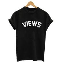 Fashion Views Drake T Shirt Summer Tumblr Views From The 6 Shirt Hotline Bling Tshirt Kanye West Yeezy Yeezus Pablo Kobe Ovoxo