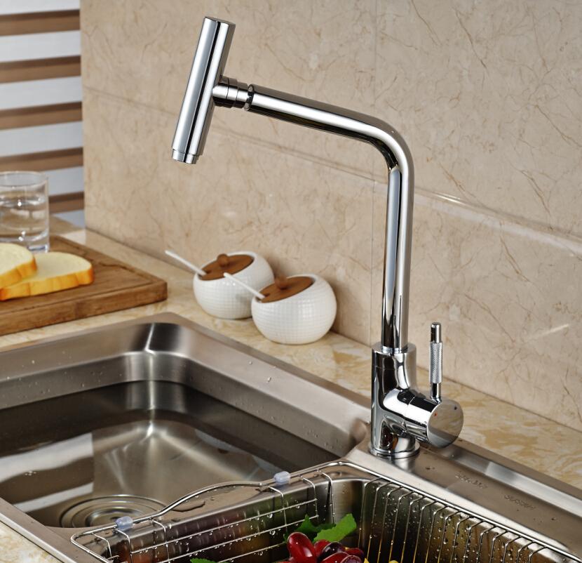 Unusual Kitchen Sinks : Aliexpress.com : Buy Unique Design Rotation Swivel Spout Kitchen Sink ...