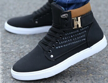european and american style fashion high top boots