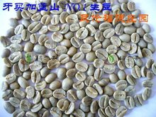 Free Shipping 100g Jamaica Blue Mountain Coffee Beans Organic Green Raw Bean