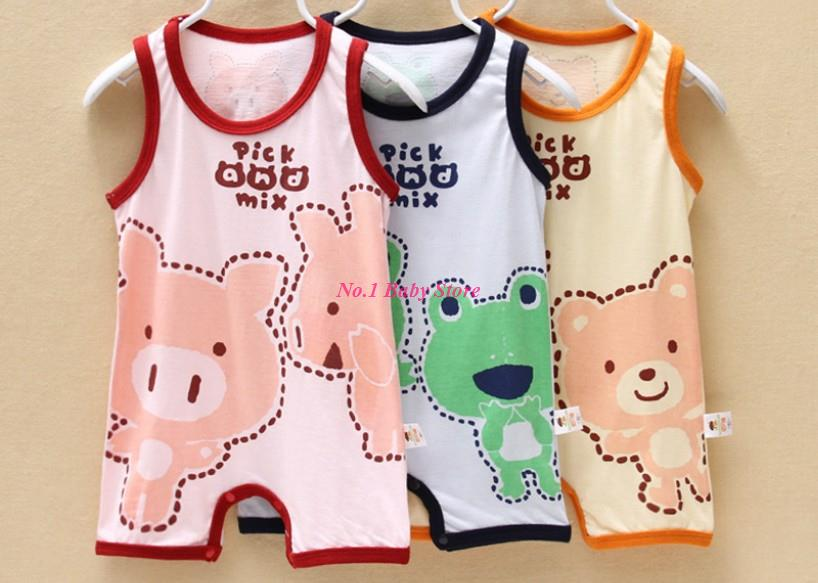 New arravail promotion! Good quality baby rompers,baby one piece clothes,new born baby clothes,Free shipping!(China (Mainland))