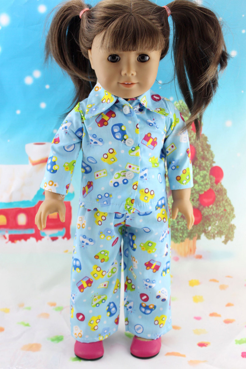 free shipping 18 inch american girl doll clothing accessories FDW523