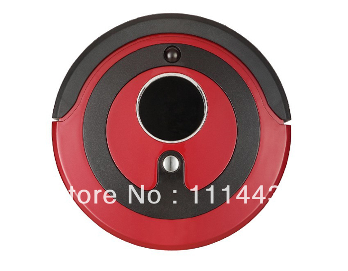 Free Shipping Advanced Smart Vacuum Cleaner Robot,Multifunction(Sweep,Vacuum,Mop,Sterilize),Touch Screen,Schedule,2 Side Brush(China (Mainland))