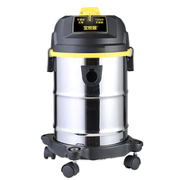 Vacuum Cleaners Of Vertical Barrel Type Dust Collector With Ultra Quiet Dry Blowing Free Shipping GLTH000645