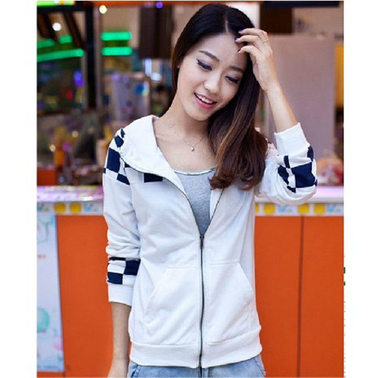 2015 summer teenage female long-sleeve cardigan sweatshirt thin loose clothes outerwear cheap clothes china women dressОдежда и ак�е��уары<br><br><br>Aliexpress