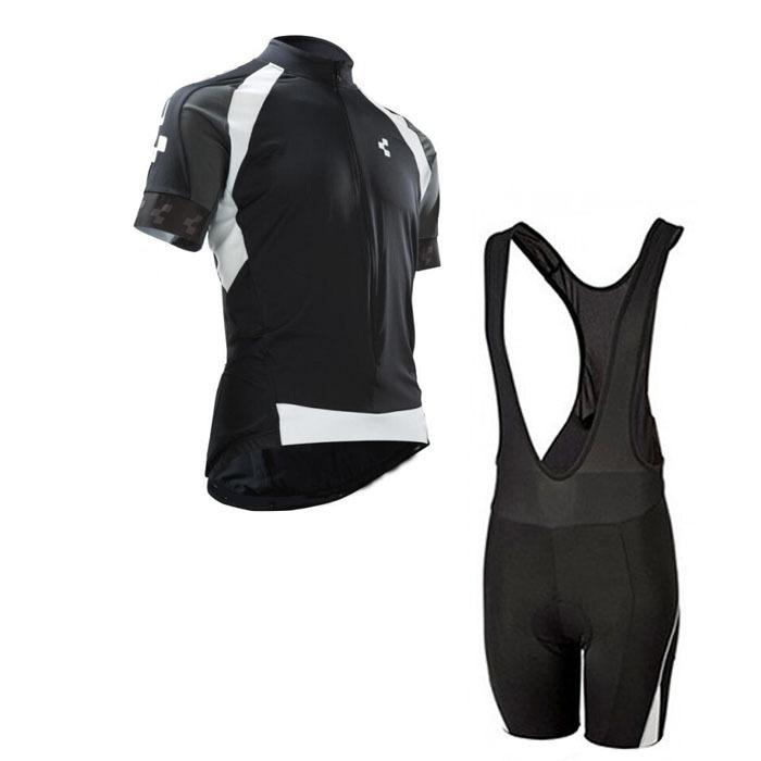 2015 New! CUBE cycling clothes / road racing bikes clothing ropa ciclismo Jersey / Mountain Bike GEL Pad shorts (bib) clothes(China (Mainland))