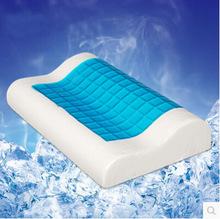 Confort révolution Cool Hydraluxe Gel et oreiller de mousse de mémoire hydrogel(China (Mainland))