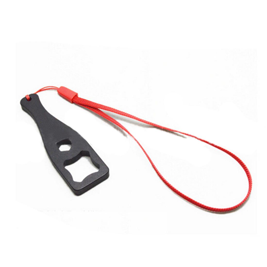 image for New Black Plastic Tighten Knob Bolt Nut Screw Wrench Spanner For Gopro