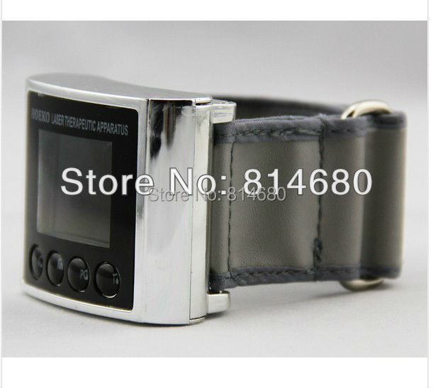 Free shipping for 650nm laser therapy massager for rhinitis treatment apparatus for wrist Rhinitis laser apparatus nasal care(China (Mainland))