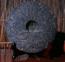 Made in1970 ripe pu er tea 357g oldest puer tea ansestor antique honey sweet dull red