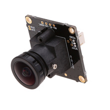 GoolRC FPV HD 700TVL Color COMS CCD 2.1mm 120 Wide Angle PAL Video Camera Lens for RC Quadcopter Aerial Photography(China (Mainland))