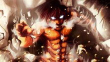 Free shipping Attack on Titan (2013) Japanese sci-fi anime Poster print silk fabric wall decoration 24x36in(1447181722033)