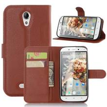 Buy Luxury Fundas Doogee NOVA Y100X / Doogee Valencia 2 Y100 Phone Case Magnetic Wallet Leather Flip Cover Bags Stand for $3.28 in AliExpress store