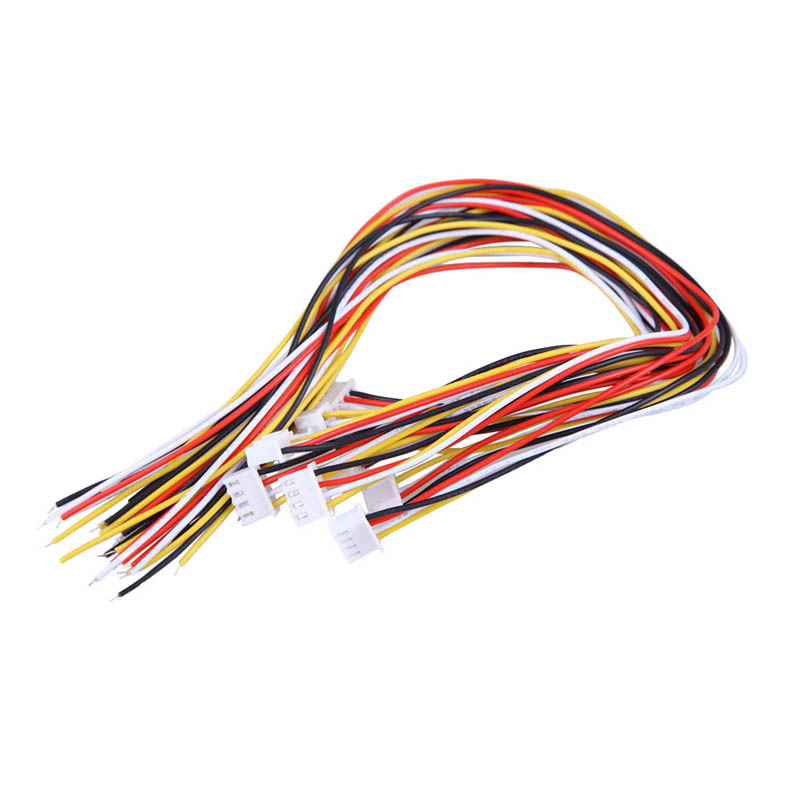 Гаджет  LS4G 10Pcs 3S 11.1V Balance Charger Extension Plug Cable for RC Lipo Battery None Игрушки и Хобби