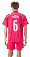 14/15 #6 Soccer Jerseys