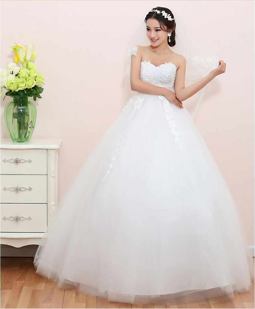 Free shipping2015 brief sweetheart tube top maternity for Vintage maternity wedding dresses