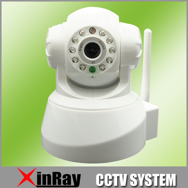 Free shipping,P2P Plug and Play Wireless IP Camera With TF/Micro SD Memory Card Slot Free Iphone Android App Software AP001