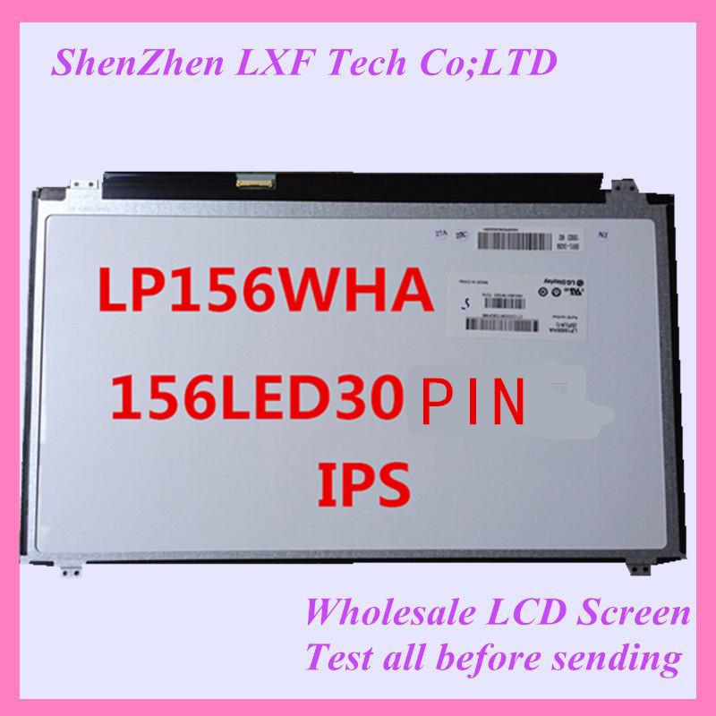 15.6 inch 1366*768 EDP IPS LED LCD screen display LP156WHA SPA2 LP156WHA-SPA1 LCD LED DISPLAY PANEL(China (Mainland))