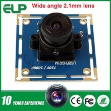 1080p hd  mini micro camera mjpeg usb2.0 uvc webcam module   ELP-USBFHD01M-L36