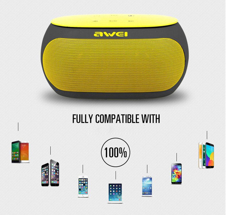 awei bluetooth speaker wireless Y200 (13)
