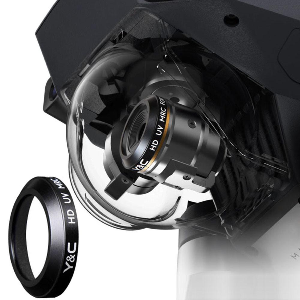 Hot-sale 40mm MRC-UV UV Camera Lens HD Filters For DJI MAVIC Pro Drone Camera RC Parts