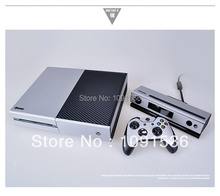 Free Shipping 100% New Carbon Fiber Custom Sticker for XBOX one Console Skins Covers  4 colors Available