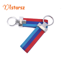 Buy Leather Belt Chrome Keyring Keychain Key Chain BMW M Tech M Sport E46 E39 E60 F30 E90 F10 F30 E36 X5 E53 E30 E34 X1 X3 M3 M5 for $2.10 in AliExpress store