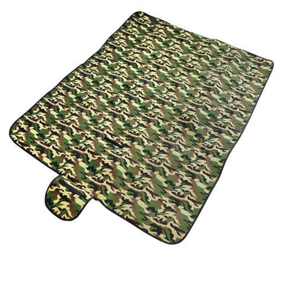 outdoor foldable large camouflage mat tarp naturehike camping picnic
