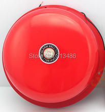 4' alarm bell 100mm 4 inch round bell(China (Mainland))