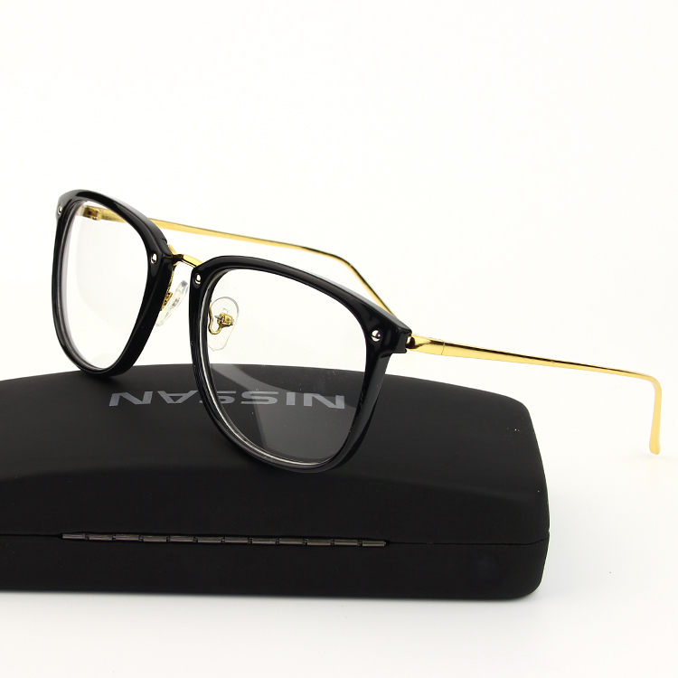 2014 New Myopia Glasses Frame Plain Clear Small Frame ...