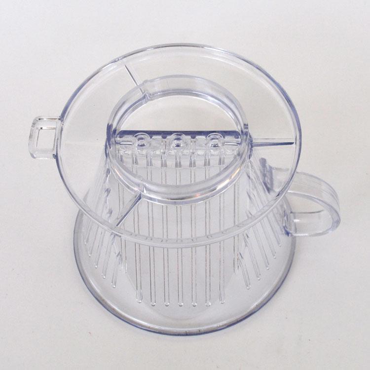 Coffee Dripper – Clear