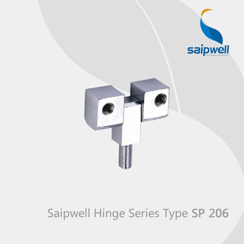 Saipwell SP206 bathroom cabinet door hinges zinc alloy kitchen cabinet door hinges types anti slam door hinges 10 Pcs in a Pack(China (Mainland))