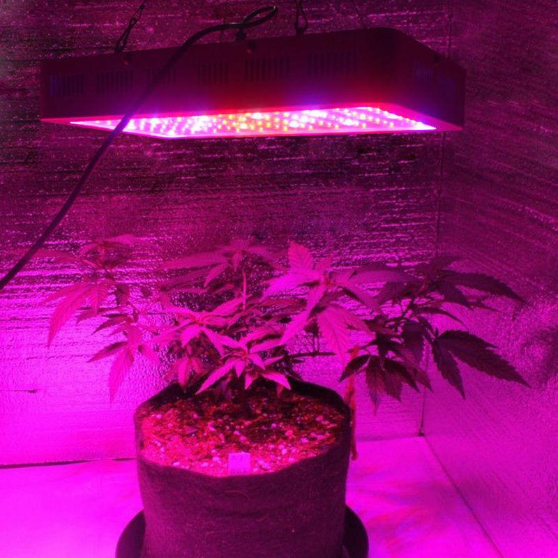 Hydroponics 240w led grow light Indoor Garden Plant Flower propagator greenhouse indoor lamp AC85-265V - Shenzhen Langae Tech Co Ltd store