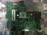 FREESHIPPING  funtion tested picture laptop motherboard mainboard N61JQ N61JA  REV:2.1 for ASUS 100% Tested & Guaranteed
