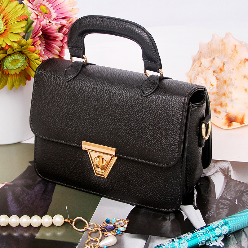 The whole network hot fashion bags all-match fashion leather handbag<br><br>Aliexpress
