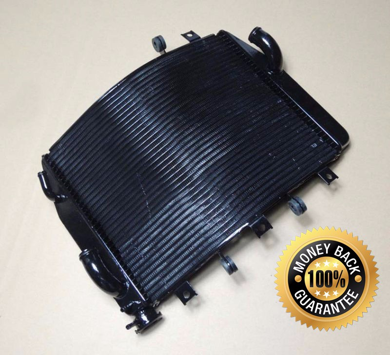Good Quality Radiator Cooler Cooling Kit for Kawasaki ZX6R ZX 6R ZX636 2005 2006 05 06 Radiator